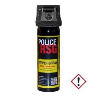 Spray au poivre Police RSG