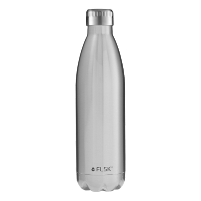 FLSK Trinkflasche 750ml Stainless