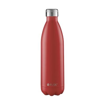 FLSK Trinkflasche Bordeaux