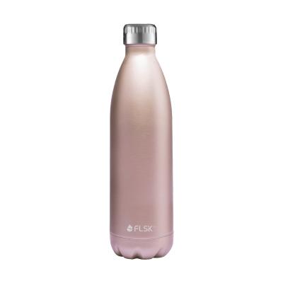 FLSK Trinkflasche Roségold