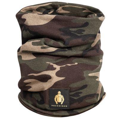 Schnittschutzschal Camouflage